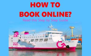 How to Book Online Superferry 2Go Travel