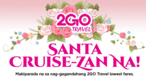 2GO Travel Crazy Sale