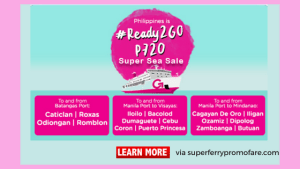 2Go Travel Super Sea Sale Promo for September, October, November, December!!!