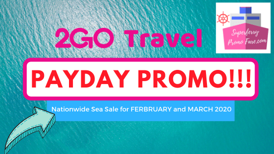 payday promo 2go travel