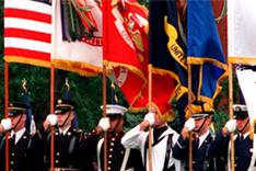 U.S. Military Flags