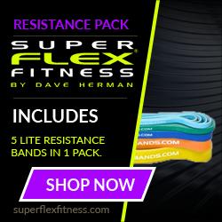 Lite Resistance Bands Pack