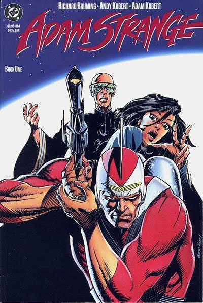 Adam Strange Book One