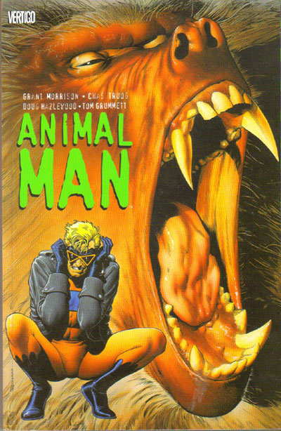 Animal Man TPB Cover