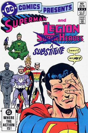 DC Comics Presents 59