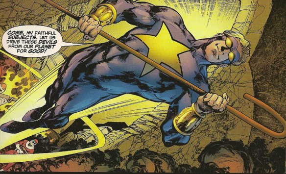 Prince Gavyn of Throneworld AKA Starman