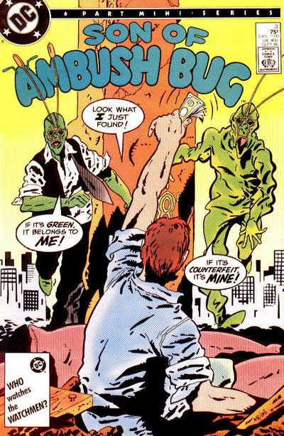 Son of Ambush Bug #3