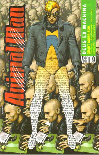 Animal Man Deus Ex Machina