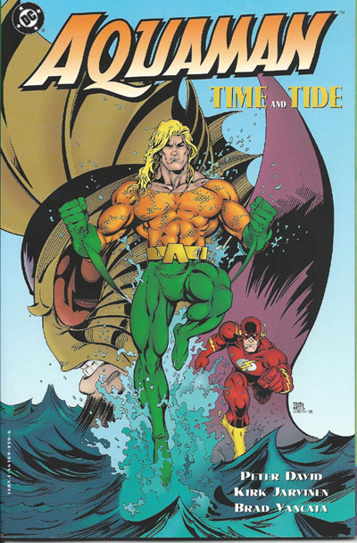 Aquaman Time and Tide TPB