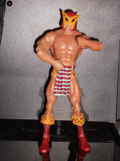 B'wana Beast Action Figure