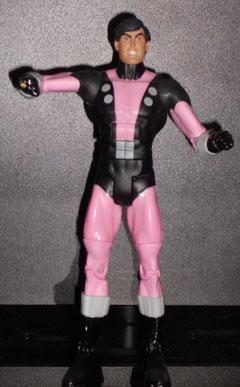 Cosmic Boy Legion Figure