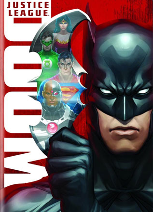 Justice League Doom DVD