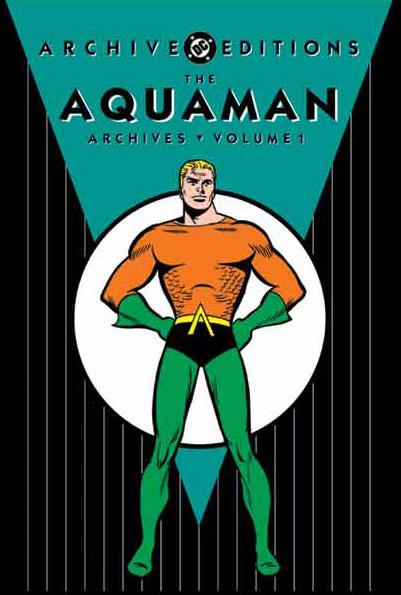 Aquaman Archives Vol. 1