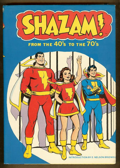 Shazam From the 40s to the 70s