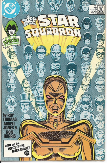 All-Star Squadron #59