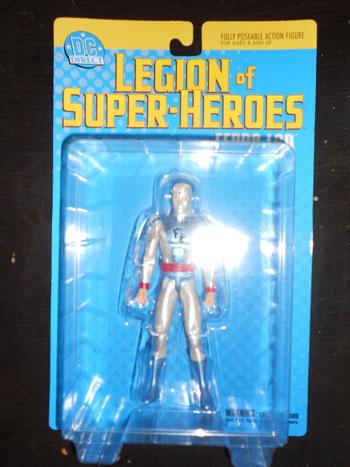 Ferro Lad action figure