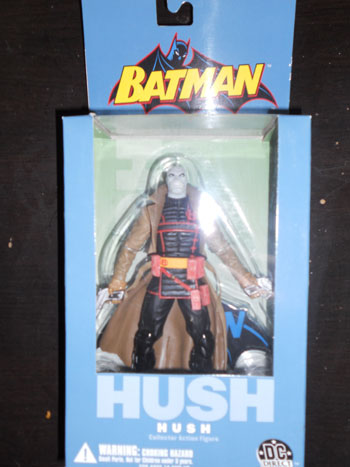 Hush action figure