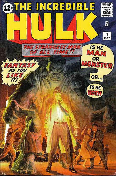 Hulk Omnibus Vol. 1