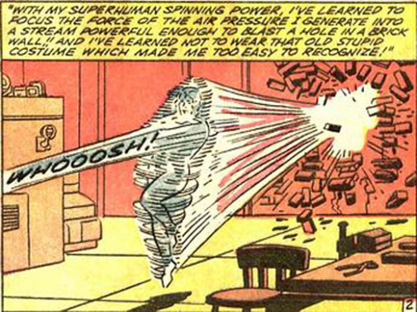 Human Top from Tales To Astonish #59