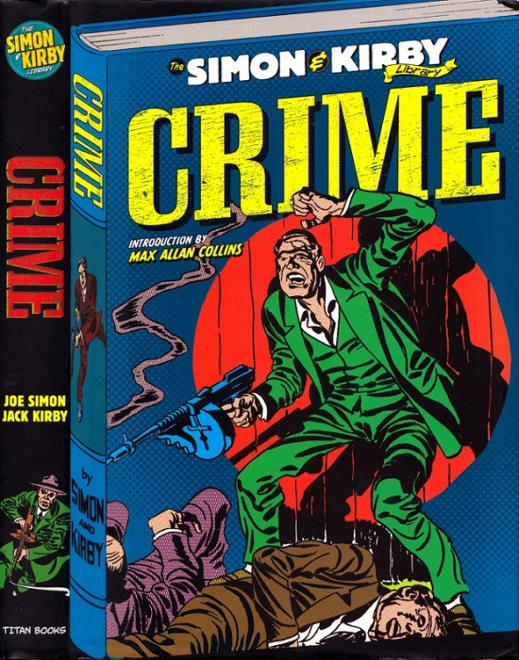 Simon and Kirby Crime Library