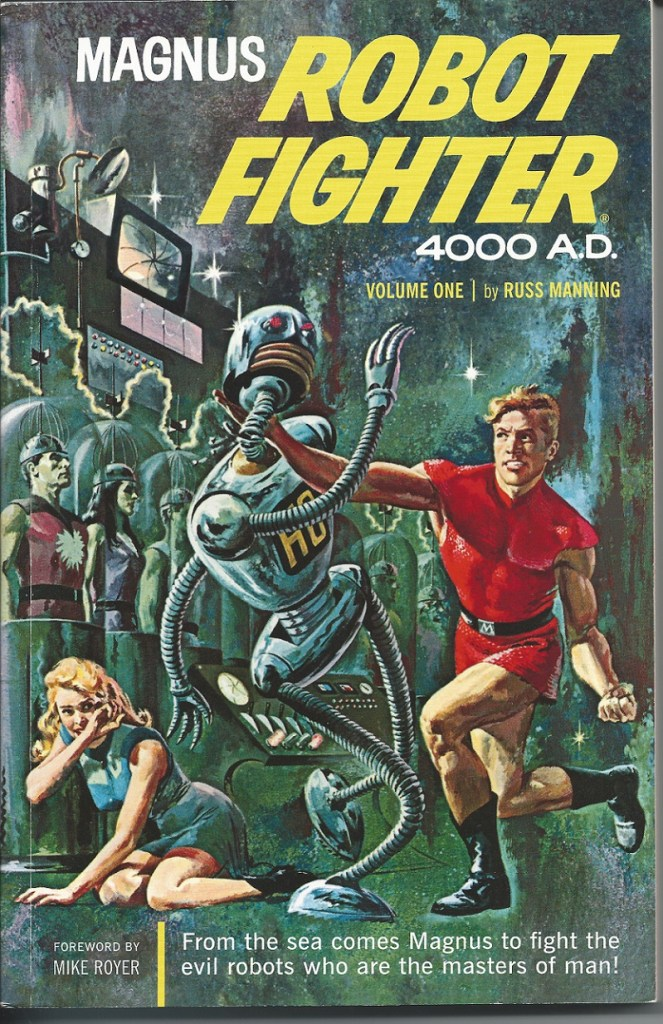 Magnus Robot Fighter Archives Vol. 1