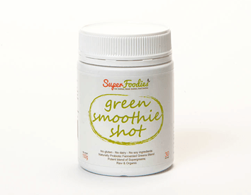 Green Smoothie Shot - for gut health