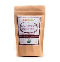 Raw Organic Freeze Dried Acai Berry Powder
