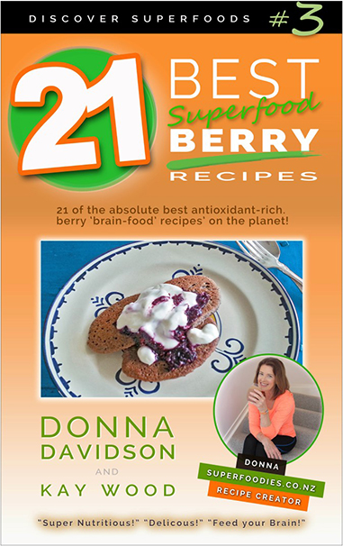 Healthy food guide archives super foodies berry brain foods recipe book out now forumfinder Image collections