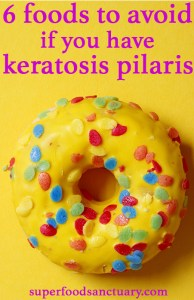 Keratosis Pilaris Archives - Superfood Sanctuary - Heal