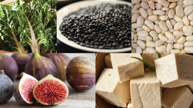 non-dairy sources of calcium