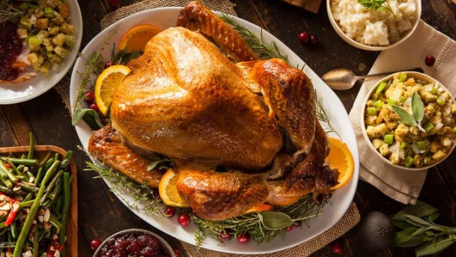 thanksgiving superfoods