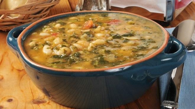healthy white bean soup recipe