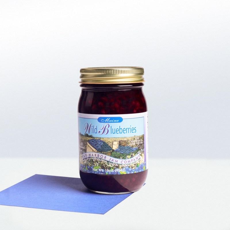 Bar Harbor Jam Company-Wild Maine Blueberries
