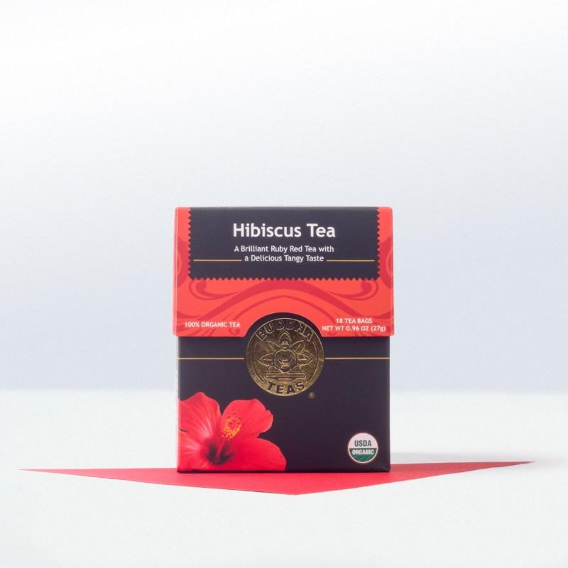 Buddha Teas-Organic Hibiscus Tea