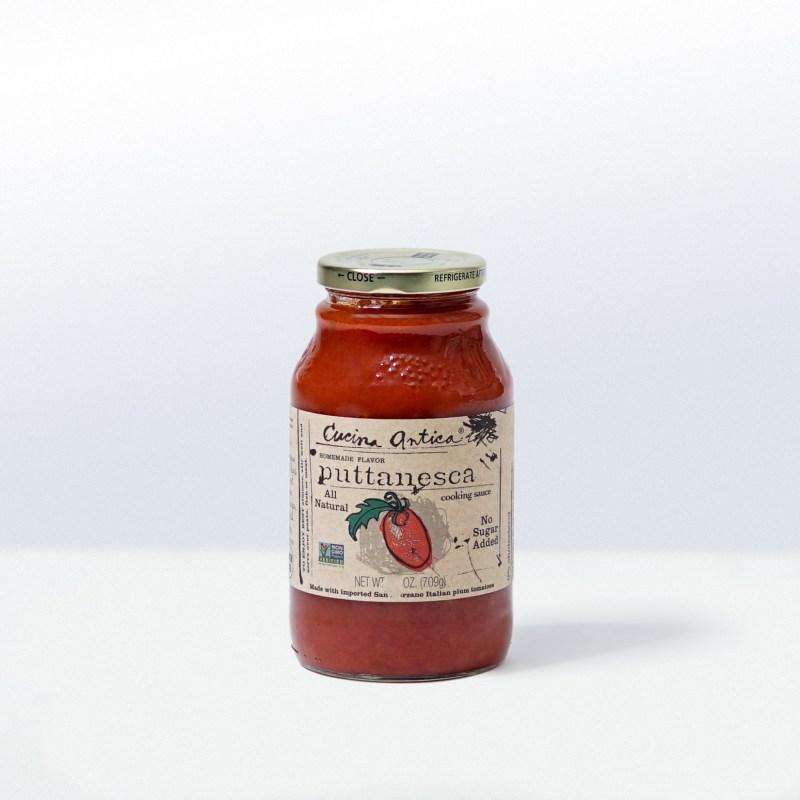 Cucina Antica-Puttanesca Sauce
