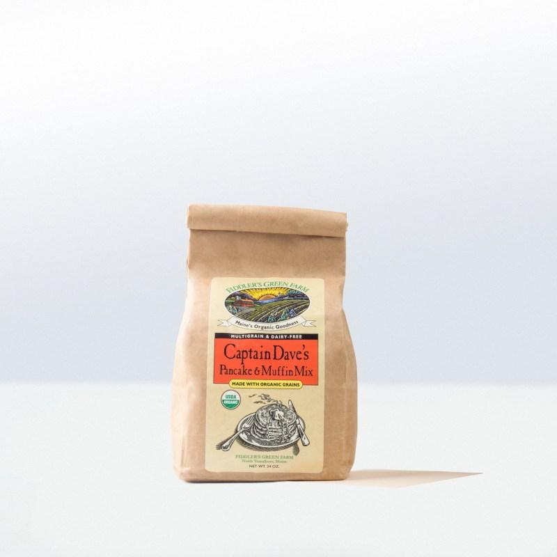 Fiddler's Green Maine-Captain Dave'sPancake & Muffin Mix