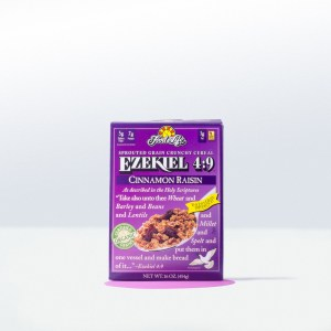 Food For Life-Ezekiel 4:9 Cinnamon Raisin