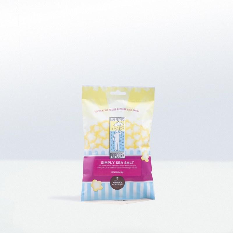 Gary Poppins-Simply Sea Salt Popcorn