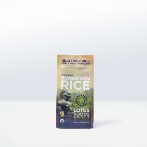Lotus Foods-Organic  Forbidden Rice