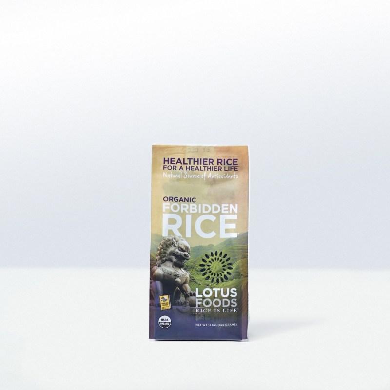 Lotus Foods-Organic  Forbidden Rice