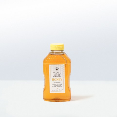 Meljess Bees-Orange Blossom Honey
