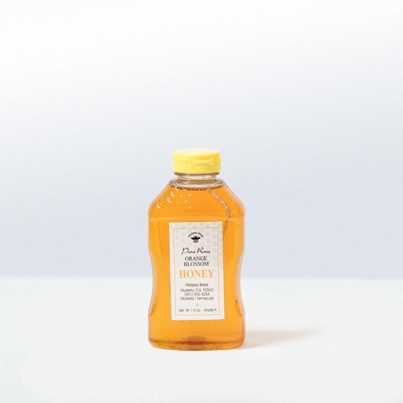 Meljess Bees-Orange Blossom Honey
