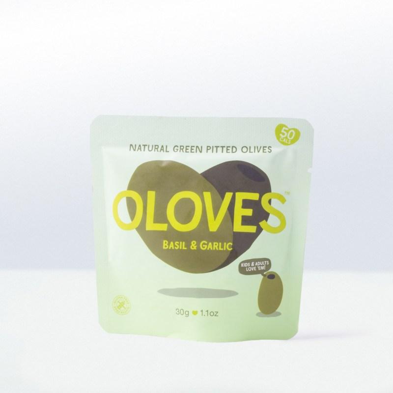 Oloves-Oloves Basil & Garlic