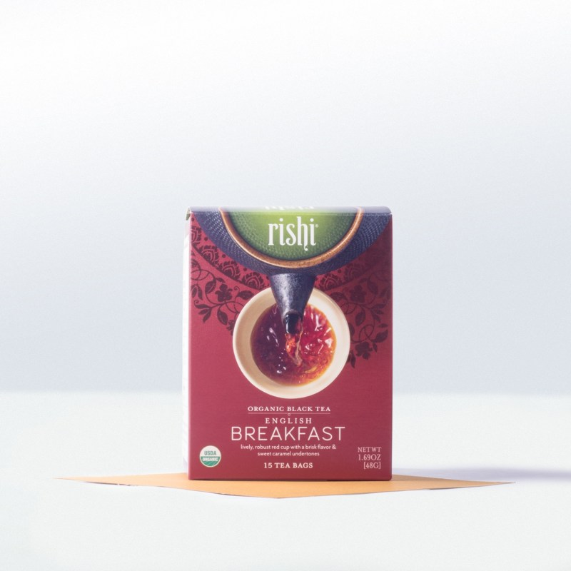 Rishi-Organic English Breakfast Tea