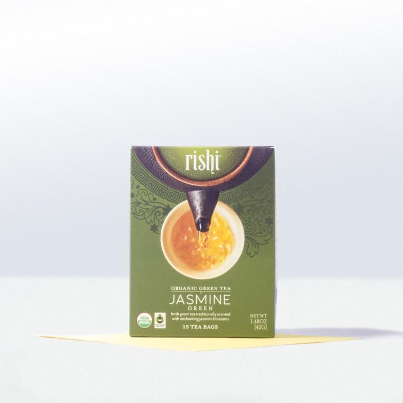 Rishi-Organic Jasmine Green Tea