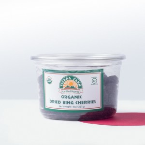 Tierra Farm-Organic Dried Bing Cherries