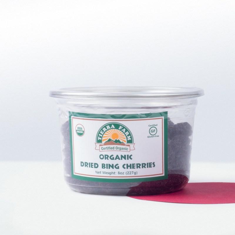 Tierra Farm-Organic Dried Bing Cherries