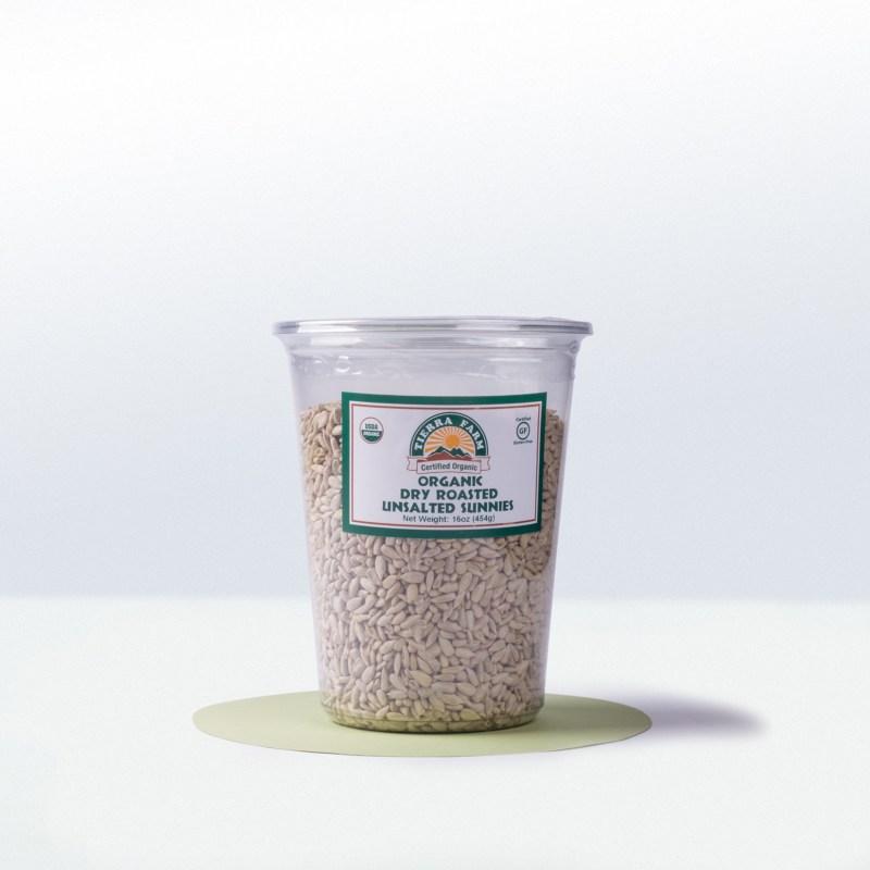 Tierra Farm-Organic Dry RoastedUnsalted Sunnies