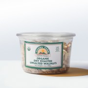 Tierra Farm-Organic Dry RoastedUnsalted Walnuts