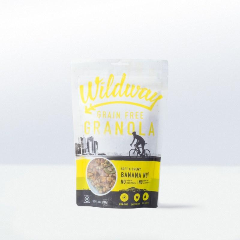 Wildway-Wildway Grain Free GranolaBanana Nut